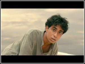 Suraj Sharma as Pi