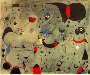 Joan Miro and the Artistic Dreamscape