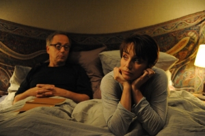 Germain (Fabrice Luchini) and Jeanne (kristin Scott Thomas)